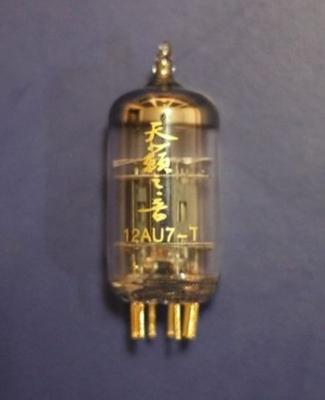 12AU7-T (ECC82)