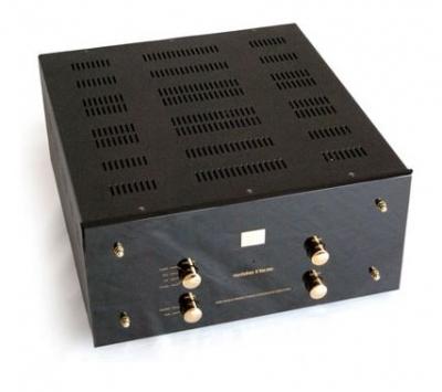Интегральный усилитель Audio Note MEISHU Silver Signature