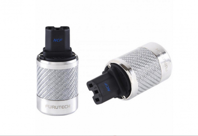 Разъем IEC C15 Furutech FI-50 NCF(R)