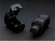 Разъем IEC C15 Furutech FI-15(G)Plus с заземлением, NEW !