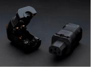 Разъем IEC C15 Furutech FI-15(R) Plus, New !