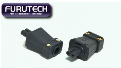 Разъем IEC C7 Furutech FI-8N(G)