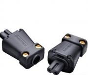 Разъем IEC C7 Furutech FI-8N(R)