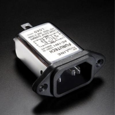 Клемма сетевая AC-1001( R )  Furutech