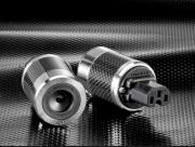 Разъем IEC C15 Furutech FI-50(G) Carbon