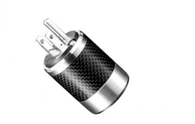 Разъем IEC C19 Furutech FI-52M(R) Carbon