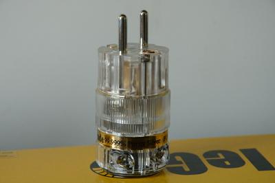Сетевая вилка iEgo Power, Ti2400(M) Europe 8095CT-Ag