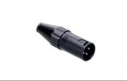 Разъем XLR (Папа) Furutech FP-701M(G)
