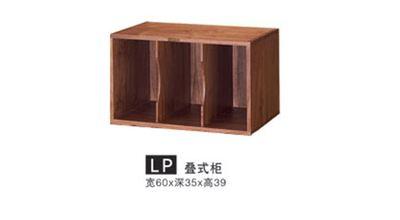 Шкаф для винила, LP 60x35x39