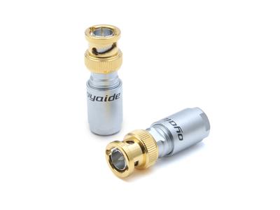 Oyaide SLSB (Комплект высококачественных разъемов типа BNC)