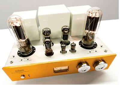 Line Magnetic Audio LM-518 IA, ламповый интегральный усилитель. Линия 500 series - Gold Line
