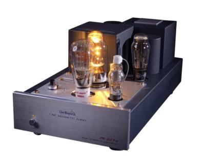 Line Magnetic Audio LM-503PA  New!, усилитель мощности-моноблоки. Линия Silver Line (Premium Line)