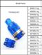 Сетевой коннектор iEgo Power, Ti2020(G) 8095BK-Ag